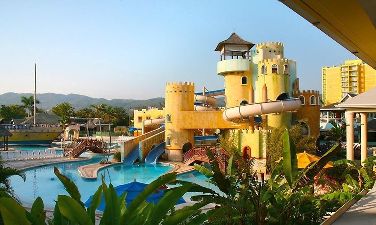 Hotel Sunset Beach Resort Spa All Inclusive Montego Bay